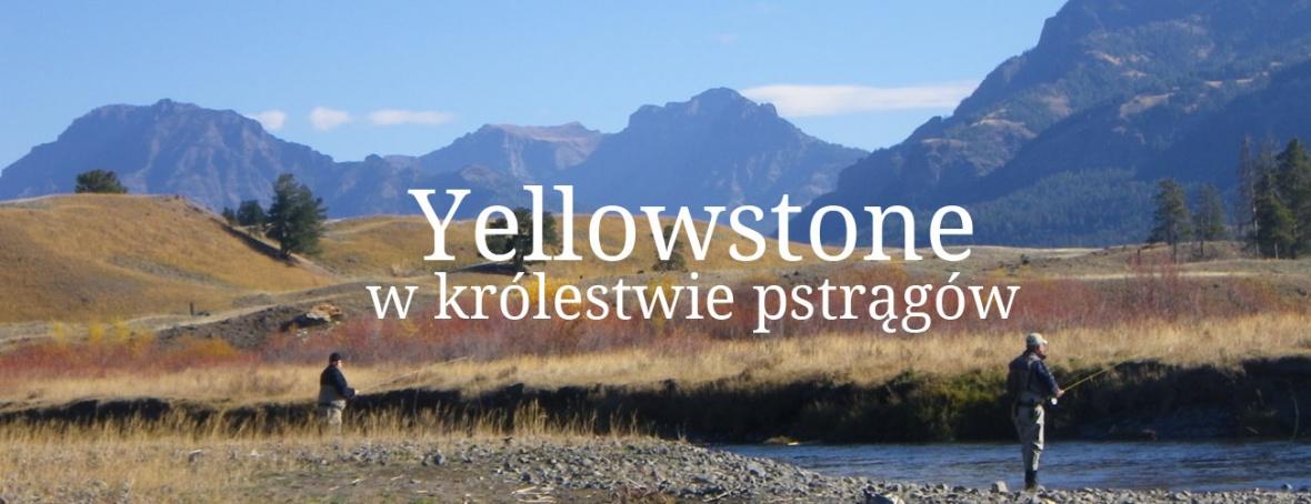 Yellowstone – w królestwie pstrągów