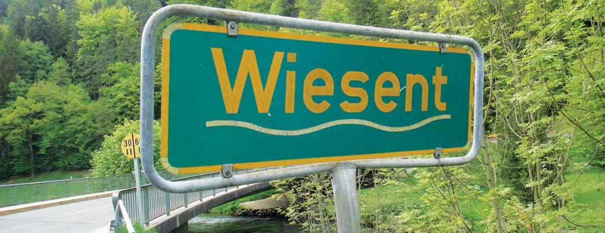 Wiesent – bawarska biała dama